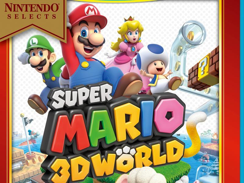 Starting March 11, some of the most popular Wii U and Nintendo 3DS games will become part of the Nintendo Select program and will be available for $19.99.