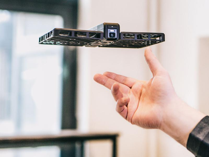 "A Beijing-based startup Zero Zero Robotics has developed a protoype of ""Hover Camera"" with 32GB storage"