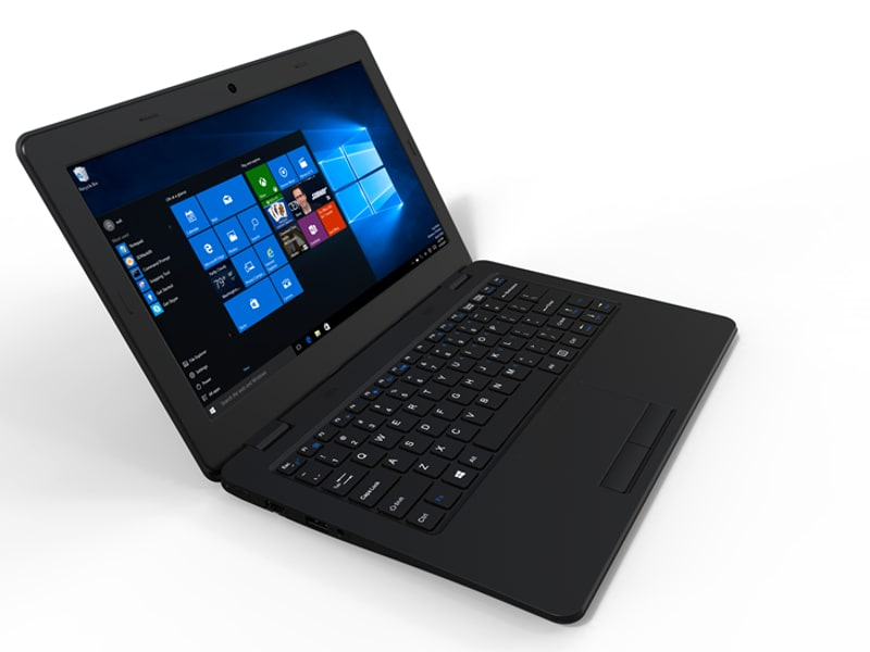 Clearly, Micromax want a piece of the laptop market and to do that, their latest entrant is a netbook that runs Windows 10 on a 11.6-inch 720p screen with the help of a 1.83GHz Intel quad core processor, 2 GB of RAM and 32 GB (can be expanded with a 64 GB SD card) internal storage