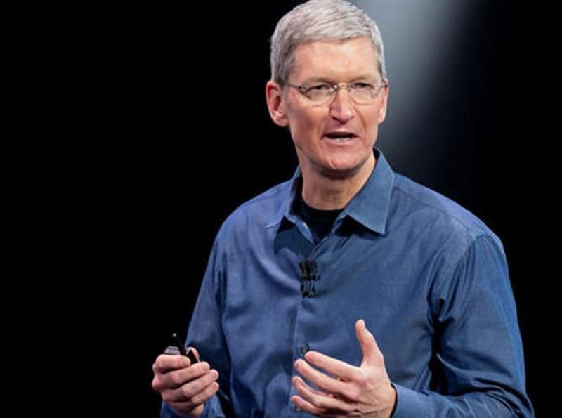Cook has frequently travelled to China since taking the helm of Apple five years ago, but his latest visit comes during a critical period.