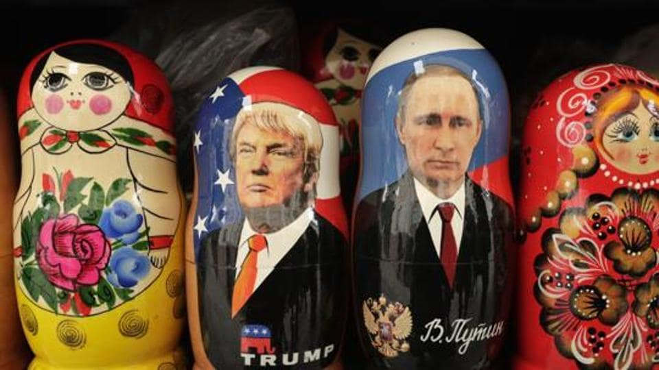 A 'nesting doll tweet' borrows its name from traditional Russian wooden dolls called Matryoshka.