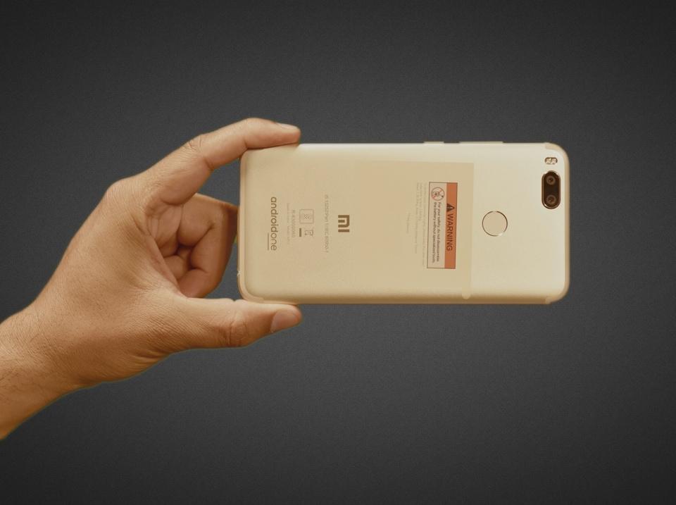 Xiaomi Mi A1 is here.