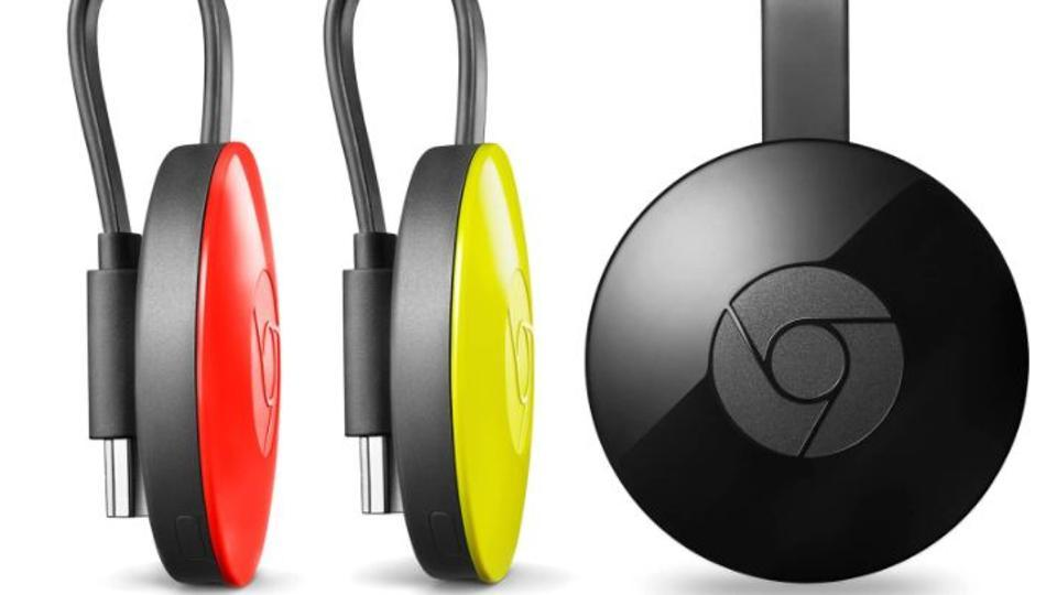 Google's Chromecast is easy to set up and use.