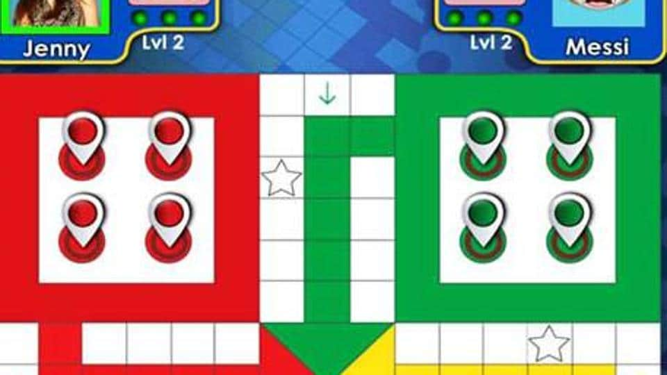 Youth is hooked on to the online Ludo games.