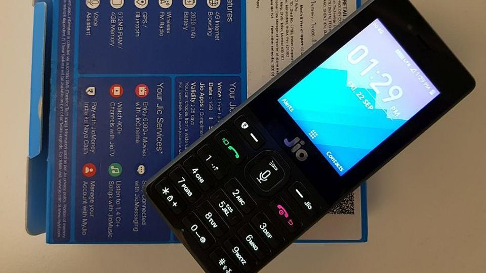 Will the Reliance JioPhone be another gamechanger?