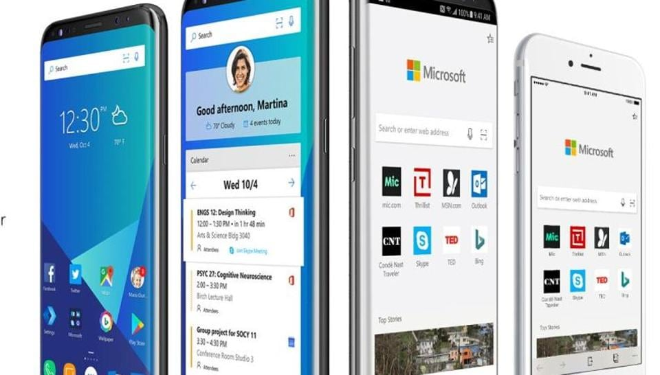 A preview version of Edge browser is already available for iOS users.