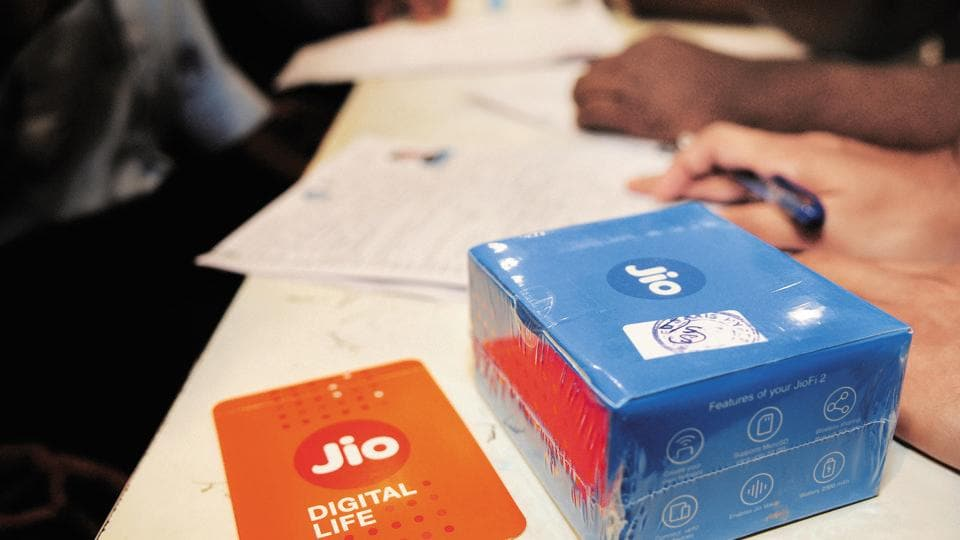 Jio users made 267 crore minutes of VoLTE calls per day
