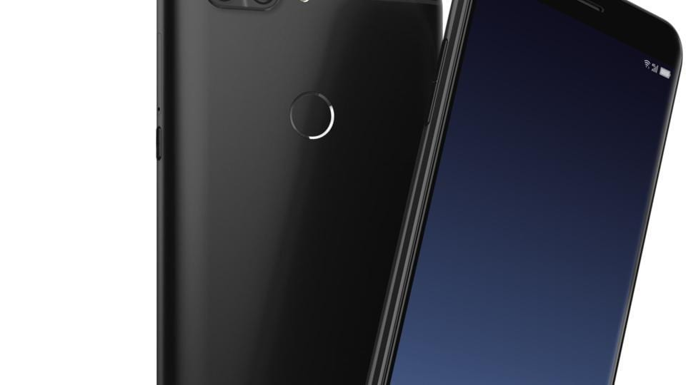 Vision 3 is one of the most affordable phones in India to feature an 18:9 display.