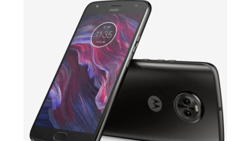 Here are top features of Moto X4.