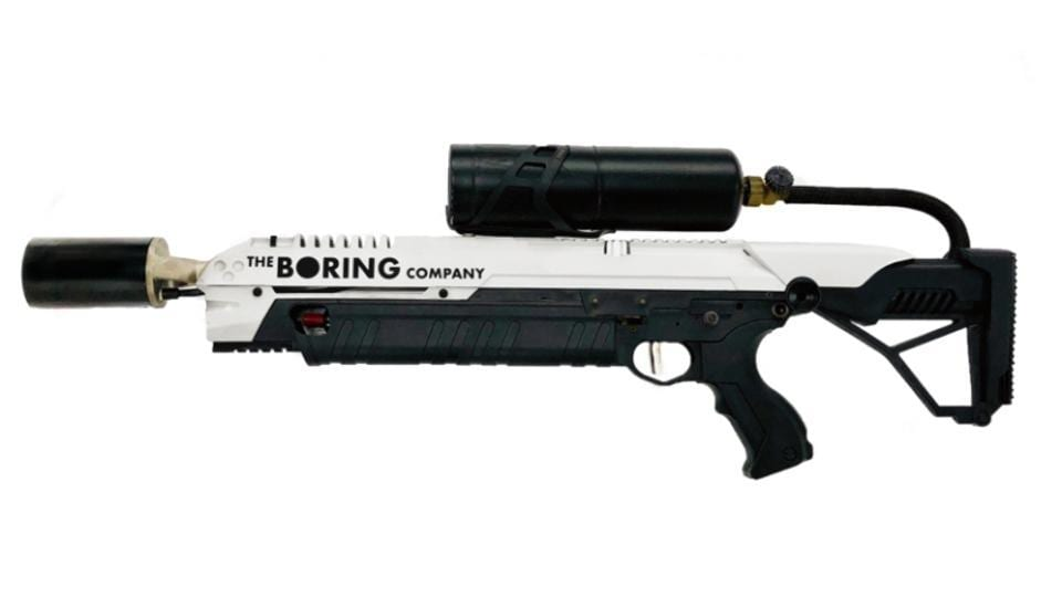 Elon Musk's flamethrowers spark controversy