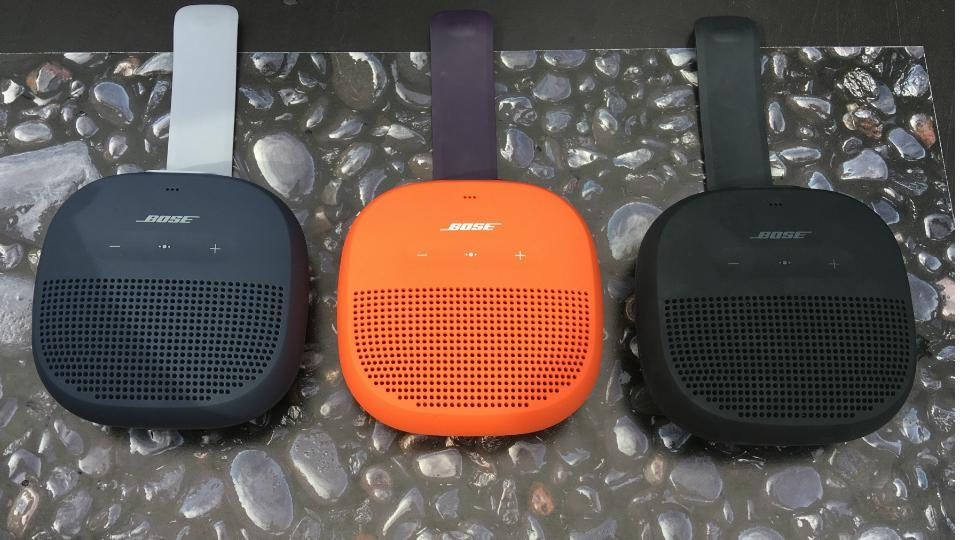 Bose SoundLink Micro features a tear-resistant strap