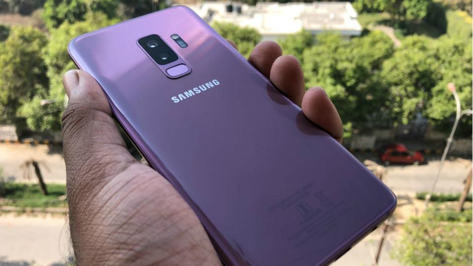 Samsung Galaxy S9+ camera review