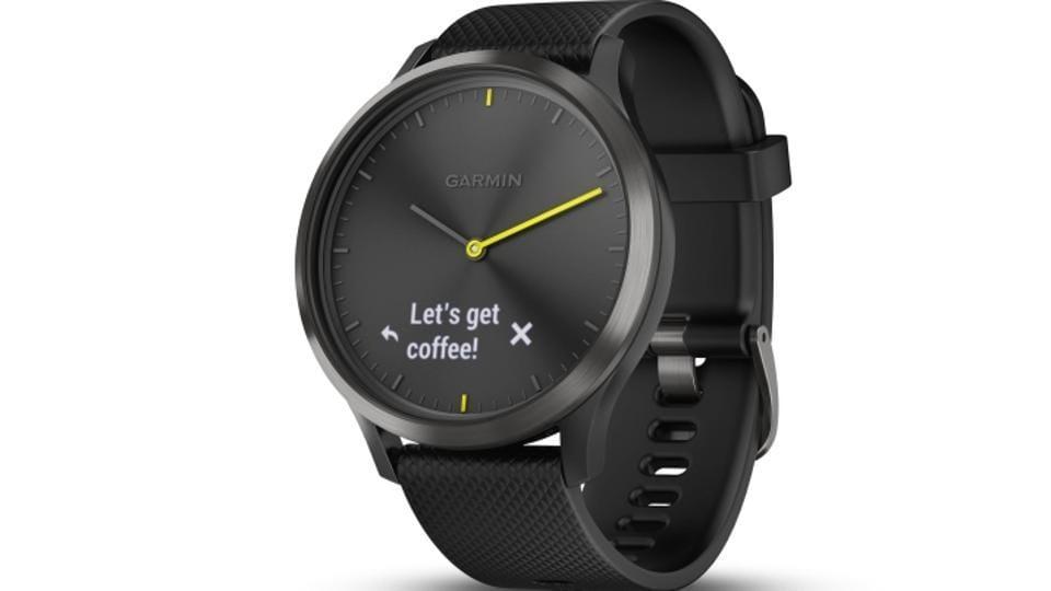 Garmin launches Vivomove HR smartwatch in India.