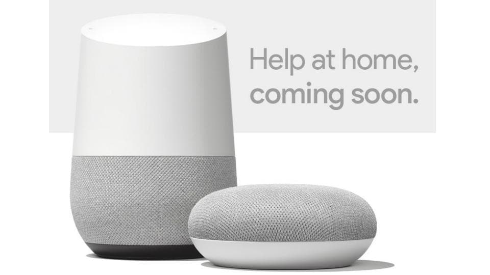 Google Home and Home Mini smart speakers are powered by Google Assistant.