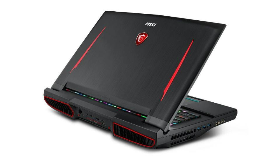 MSI's latest gaming laptops were first announced at CES 2018.