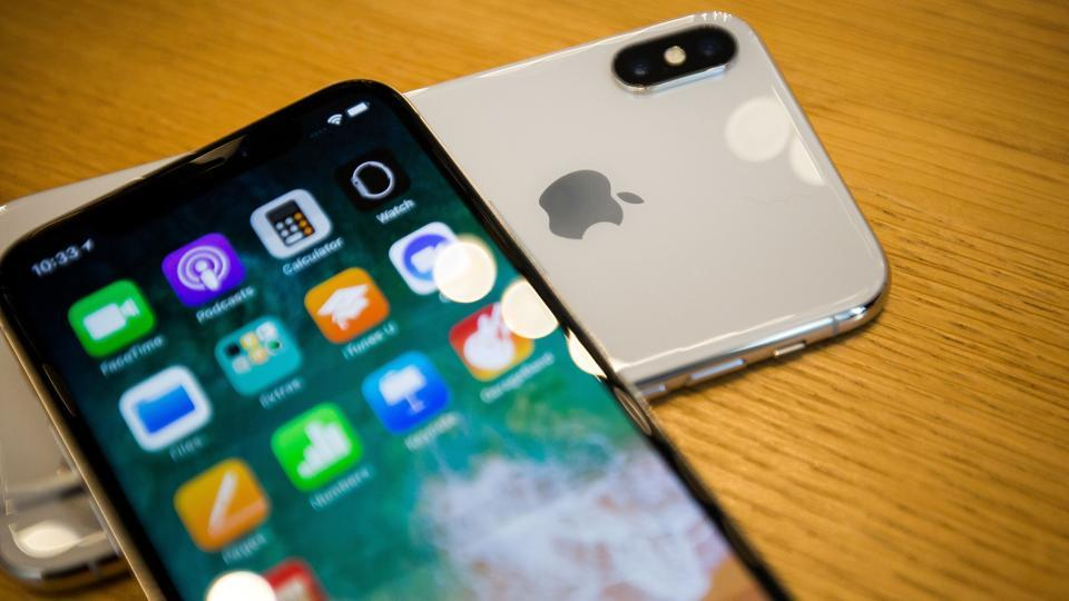 Apple is reportedly working on iPhones that curve inward from top to bottom.