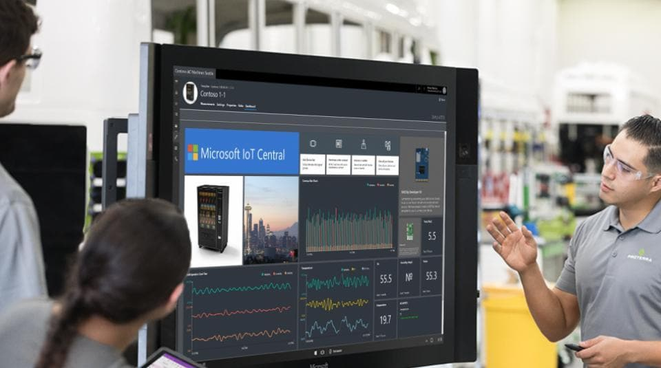 Microsoft is also continuing research on securing IoT, creating development tools and intelligent services for IoT.