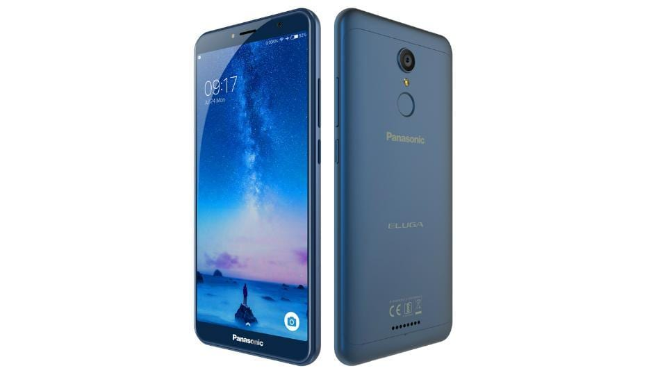 Panasonic Eluga I7 features a 5.45-inch Big View HD+ display .