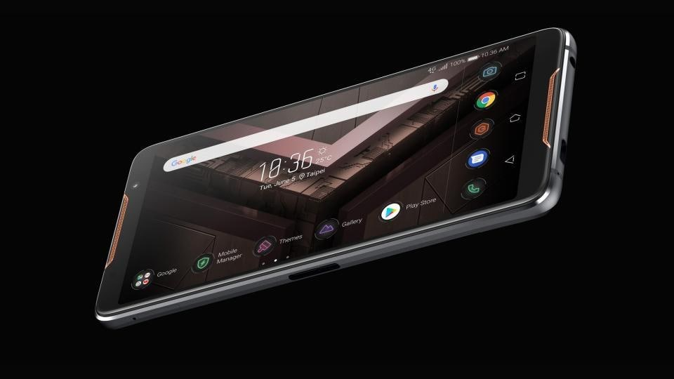 Asus ROG Phone comes with top-of-the-line specifications