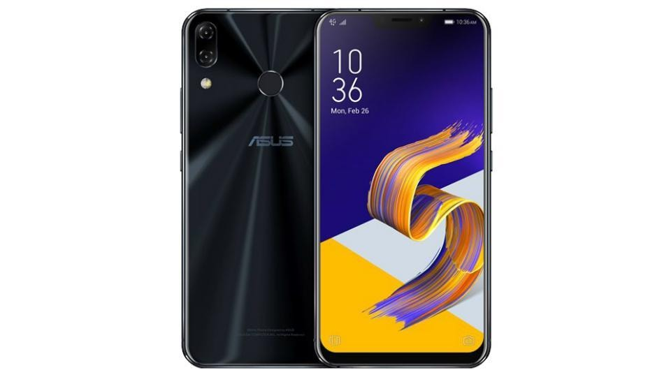 Asus Zenfone 5Z features a 6.2-inch full HD+ display with 19:9 aspect ratio.