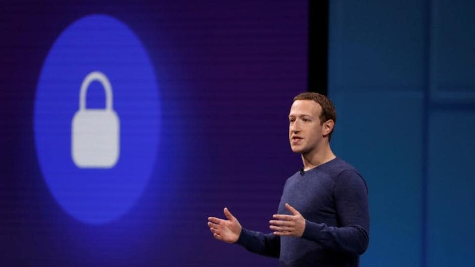 Facebook has faced fierce criticism over how it handles political propaganda and misinformation since the 2016 US election.
