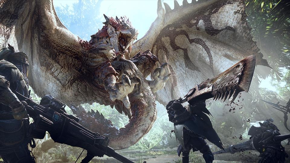 Monster Hunter: World removed from PCdownloads