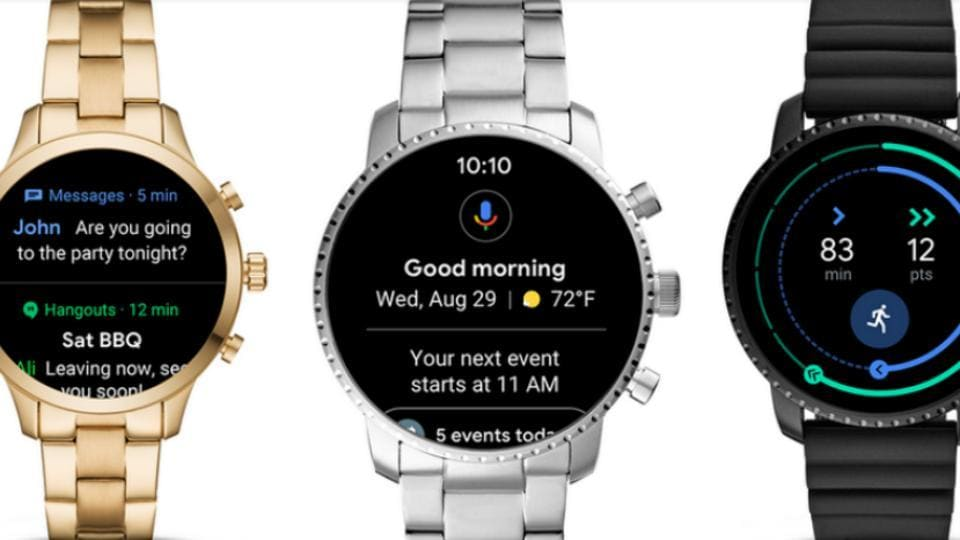 Google was heavily rumoured to launch its first Pixel smartwatch this year.