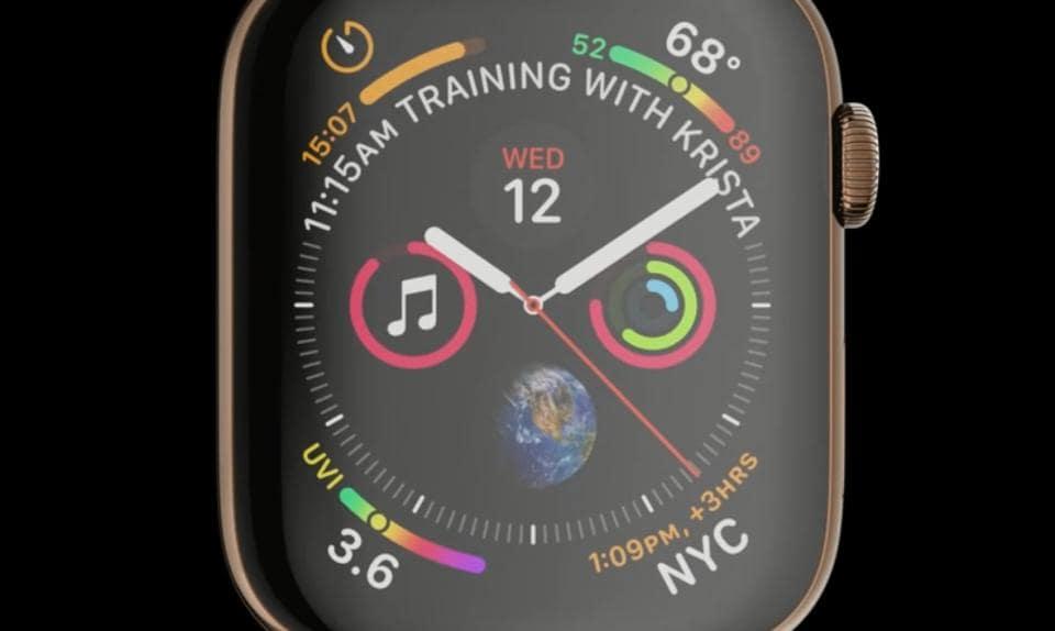 Apple Watch revamped
