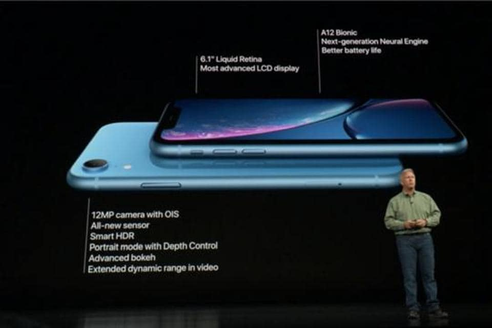 All you need to know about the new iPhone XR