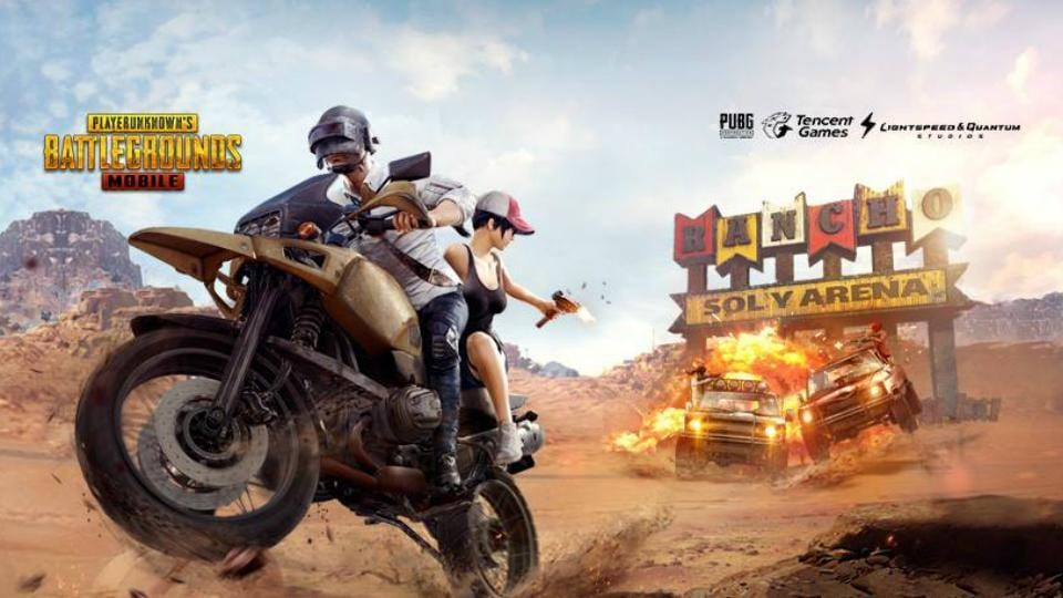 PUBG Mobile is available on Android and iOS.