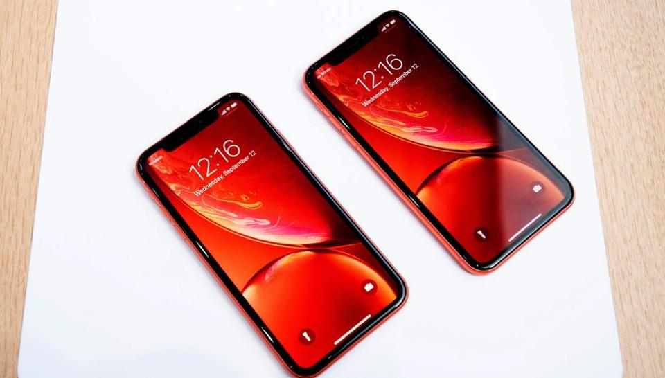 The secondary SIM on Apple's new iPhones will support eSIM.