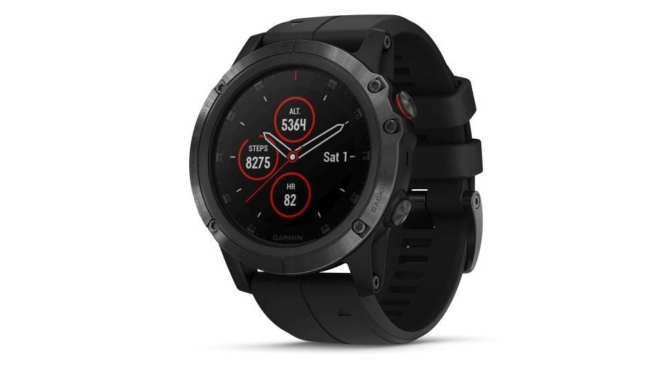 Fenix 5X Plus is available in India for Rs 79,990