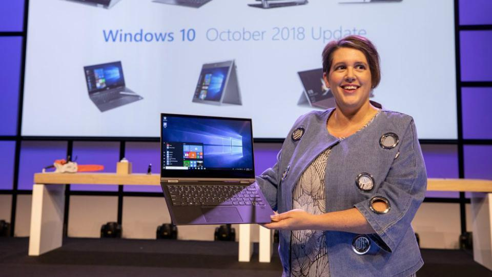 The latest OS update is rolling out to all Windows 10 users.