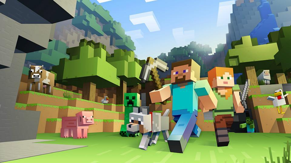 Microsoft had ended Minecraft for Apple TV on September 24.
