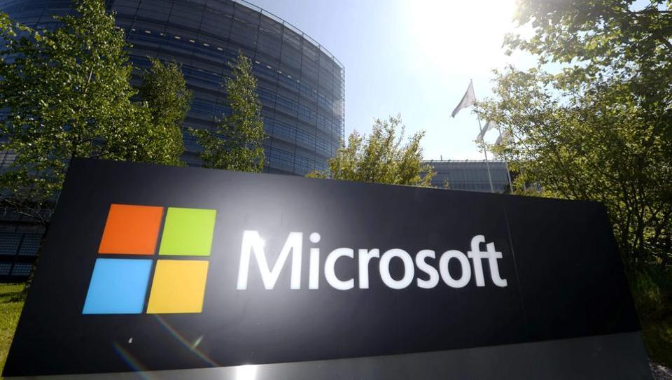 Microsoft's Finnish headquarters in Espoo.