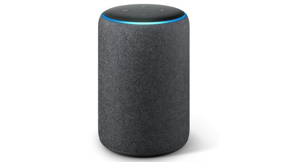 Echo Dot is priced at <span class='webrupee'>₹</span>4,499, while Echo Plus retails at <span class='webrupee'>₹</span>14,999.