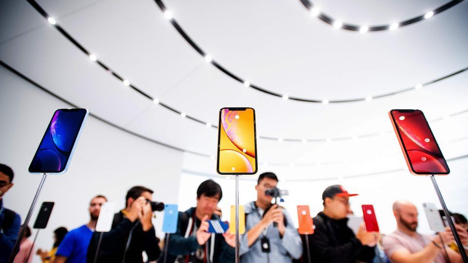 Sale for the iPhone XS series started inSeptember, with the iPhone XRhitting stores later in October.