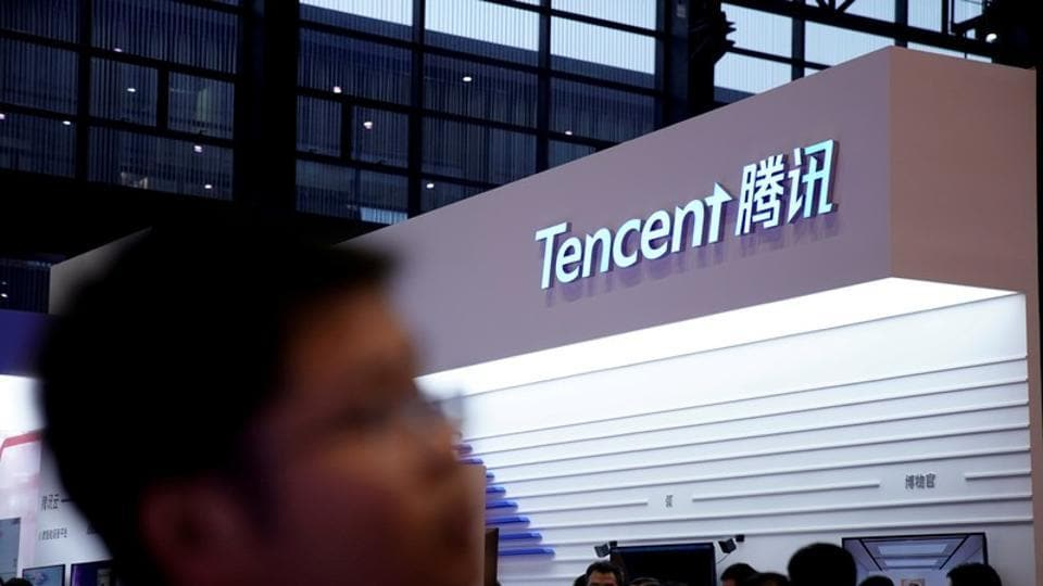Tencent profits more than tripled to $394 million for the first nine months of the year