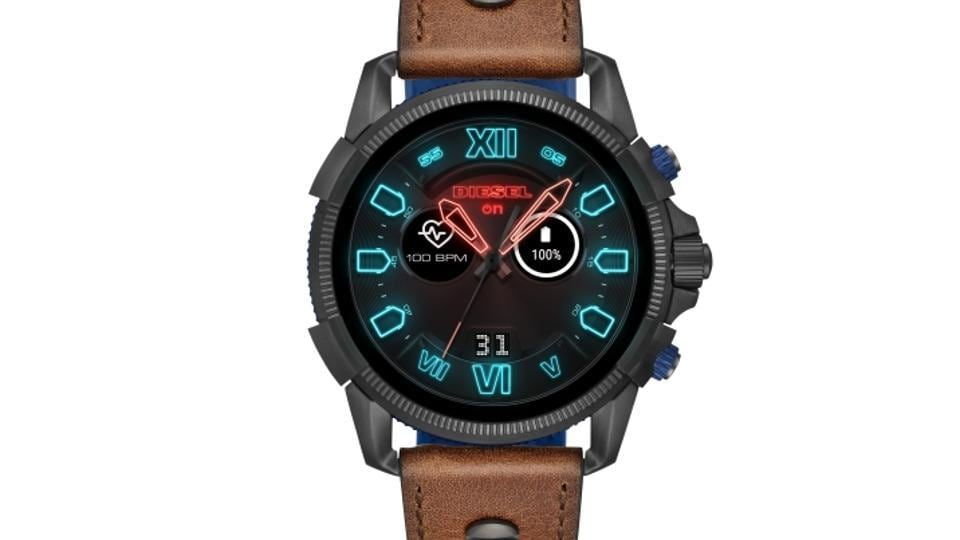Fossil's smartwatches have features like heart rate sensor, GPS, accelerometer, gyroscope, ambient light and microphone.
