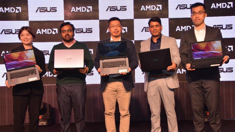 The F570 gaming laptop is available from Rs 30,990-Rs 35,990 while the VivoBook 15 (X505) would cost Rs 52,990.