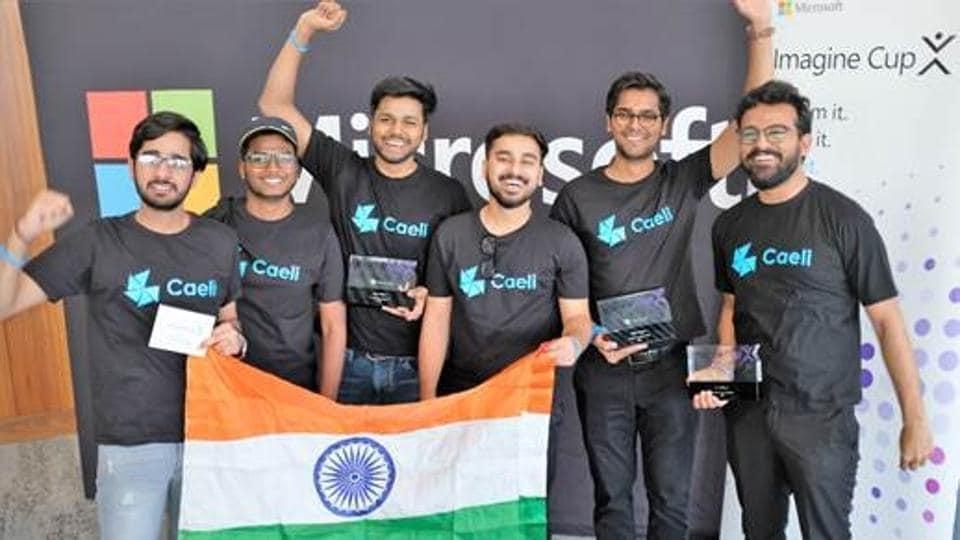 Team Caeli from India wins 2019 Microsoft Imagine Cup Asia Regional Finals