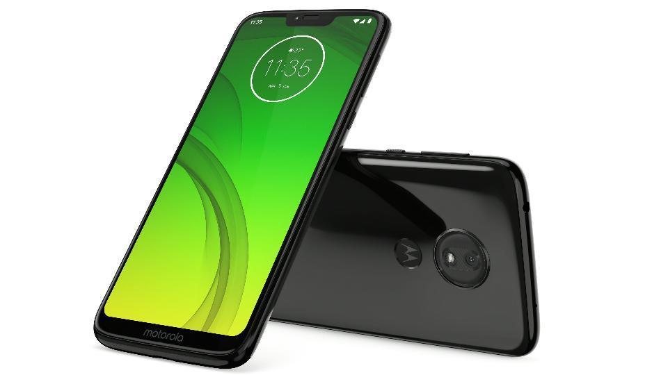 Moto G7 Power is the first Moto G7 series phone launched in India.