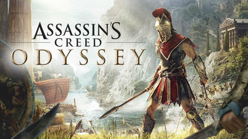 Google's 'ProjectStream' included Ubisoft's Assassin's Creed: Odyssey on its trial version.