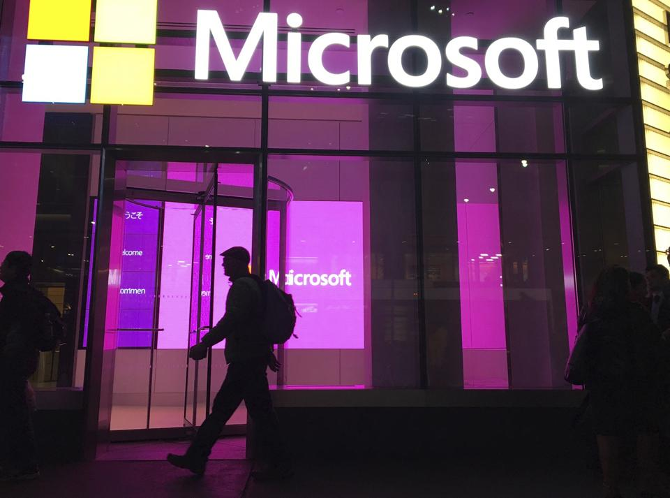 Microsoft employees cannot pull any April Fools' Day pranks.