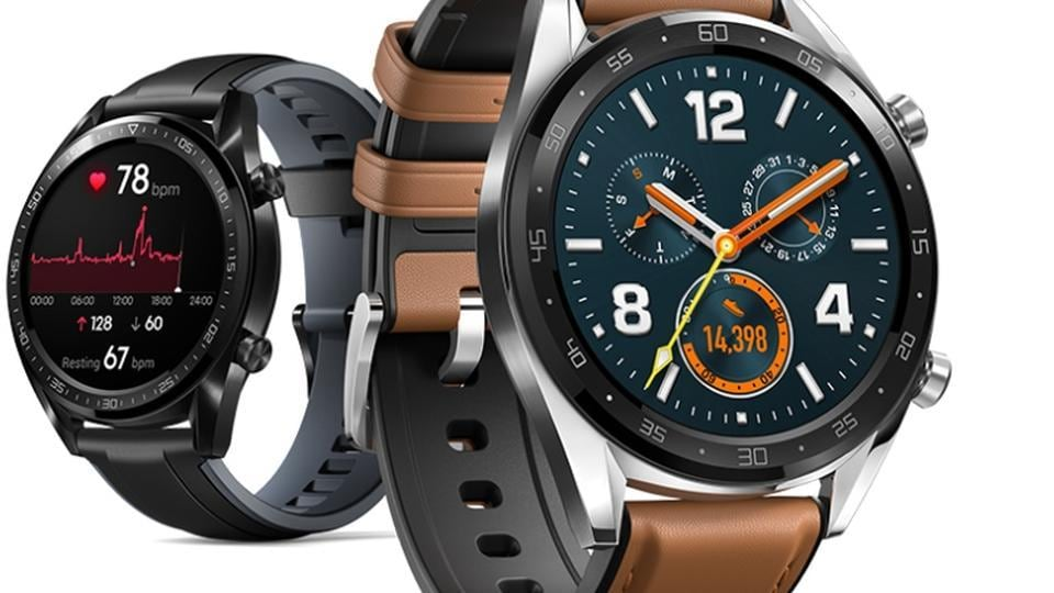 Huawei Watch GT smartwatch to launch in India soon