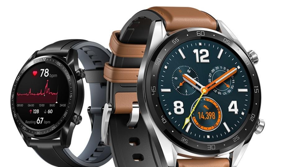 Huawei Watch Gt Smartwatch Band 3 Pro And Band 3e Launched In India Price Specifications Features