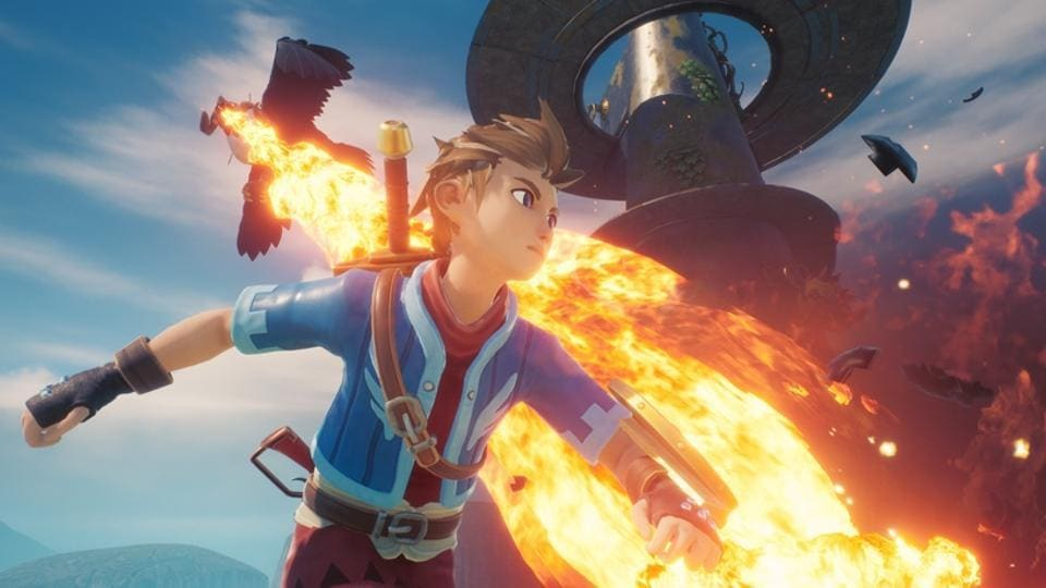 """Oceanhorn 2: Knights of the Lost Realm"""" by Cornfox & Bros., to launch on Apple Arcade later this year."""