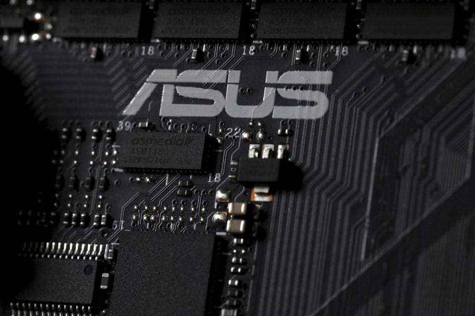 Kaspersky Lab said hackers infected tens of thousands of computers from the Taiwanese vendor ASUS with malicious software for months last year through the company's online automatic update service.