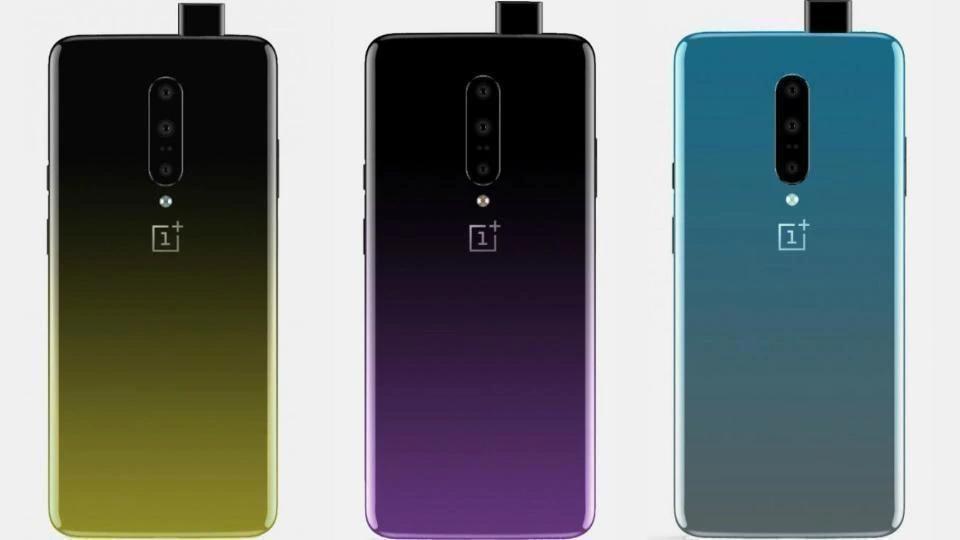OnePlus 7 will embrace gradient design