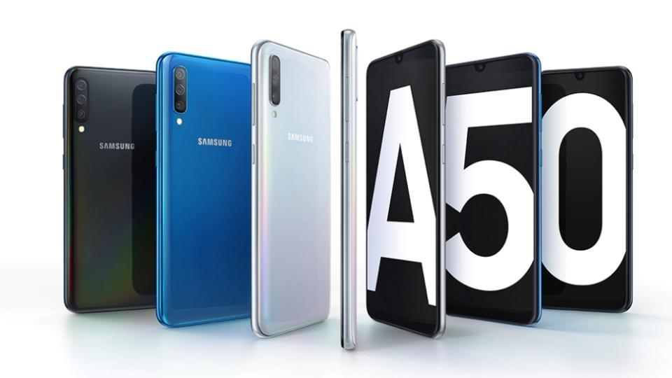 Check out our Samsung Galaxy A50 review